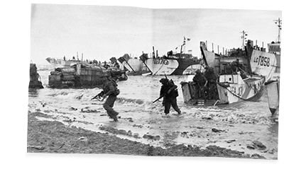 normandy landings 1944 gold beach