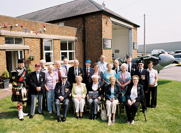 D-Day Revisited Veterans' Reunion