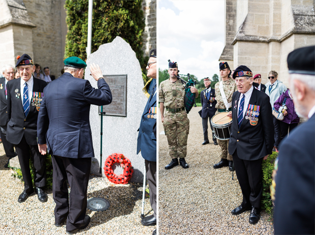 normandy veterans lingvres 2014