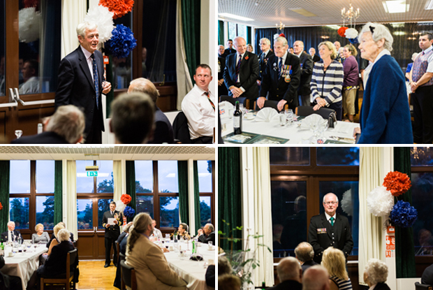 normandy veterans dinner southwick house