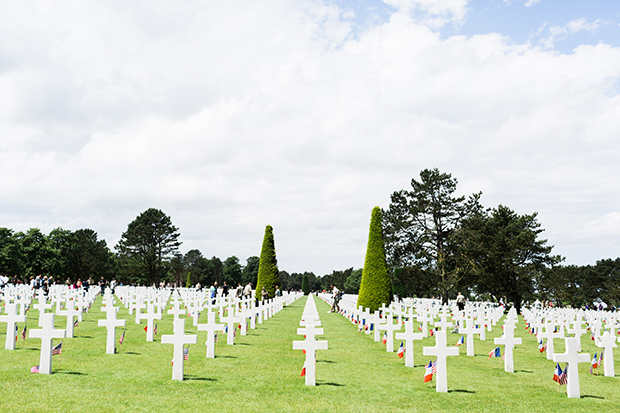 american cemetery colleville sur mer
