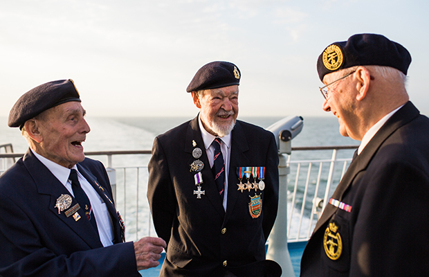 d-day revisited normandy veterans