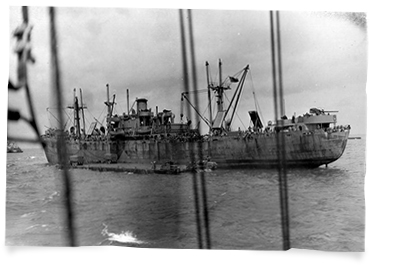 liberty ship d-day 1944