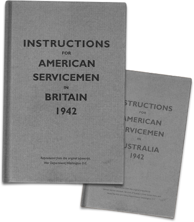 Instructions for Servicemen