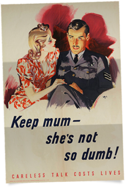 Keep Mum - Shes not so dumb
