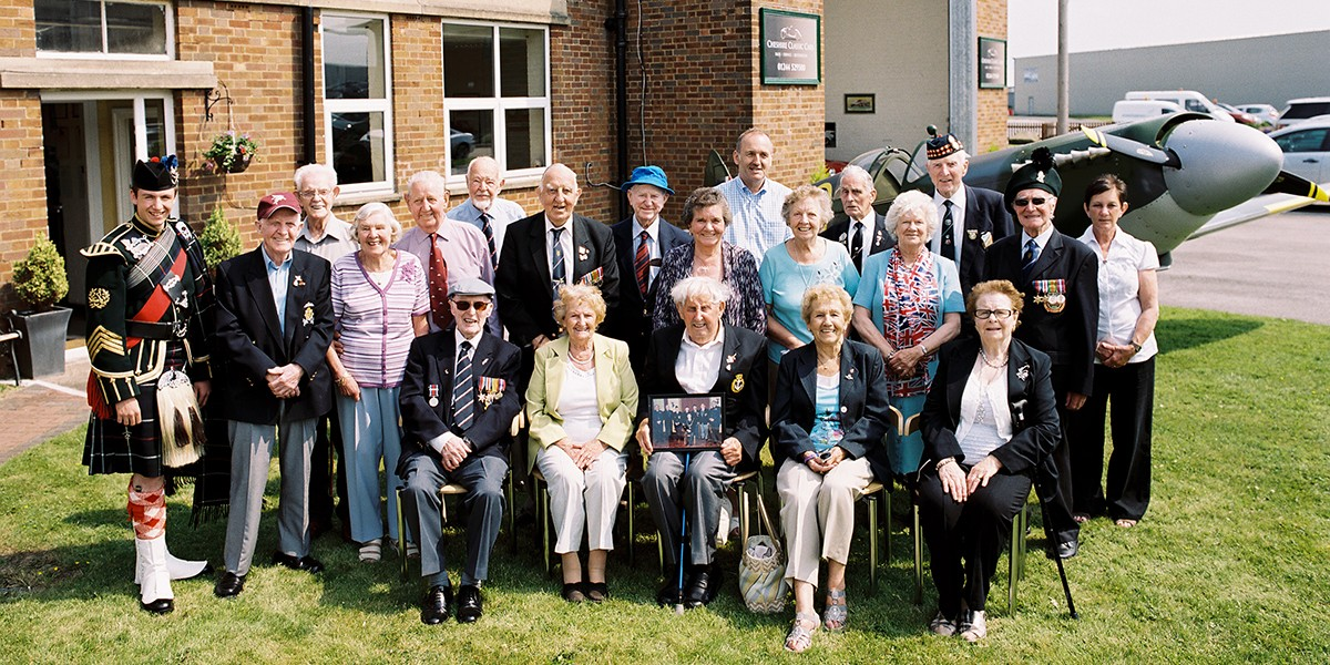 2013 – Veterans' Summer BBQ