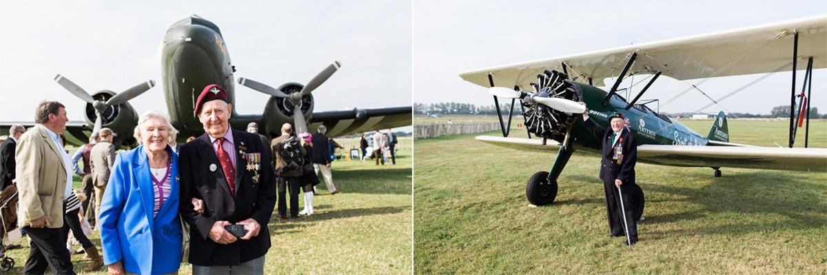 Freddie March Aviation WW2 Veterans
