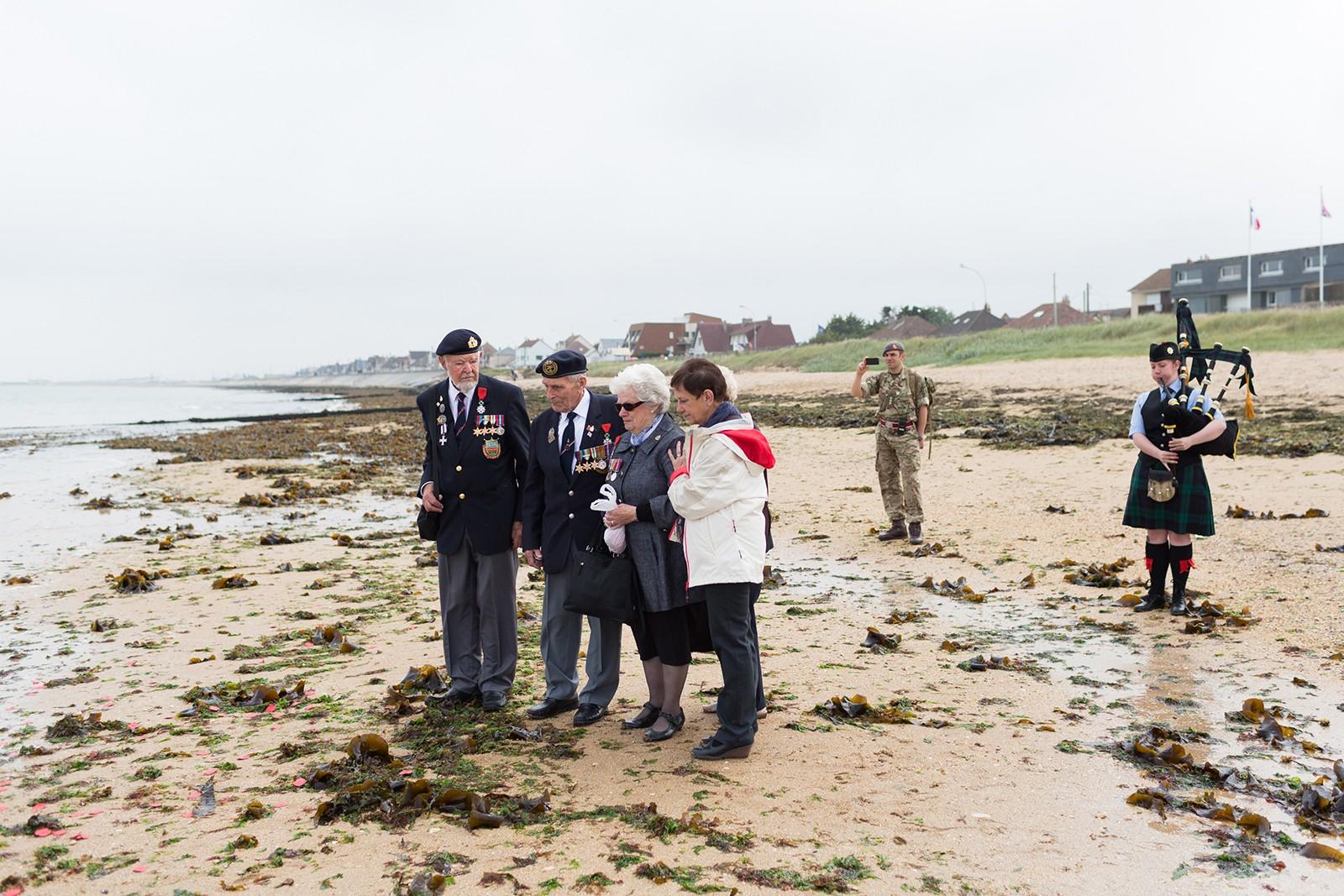 Farewell to D-Day Veteran John Shanahan