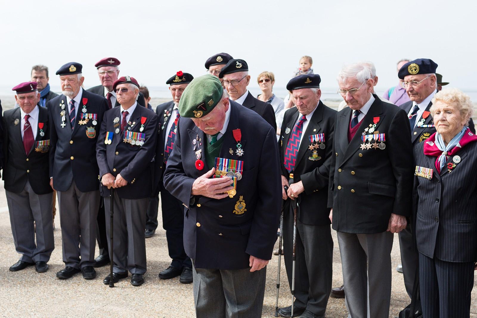 4 Commando Veteran Patrick Churchill