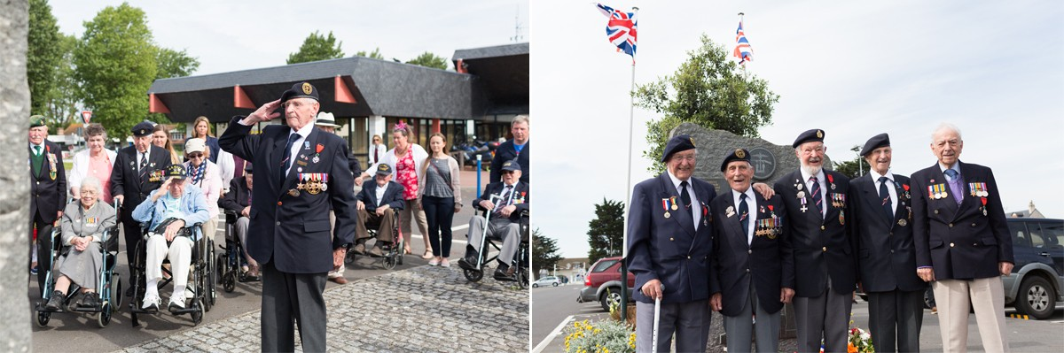 Royal Navy Veterans Ouistreham