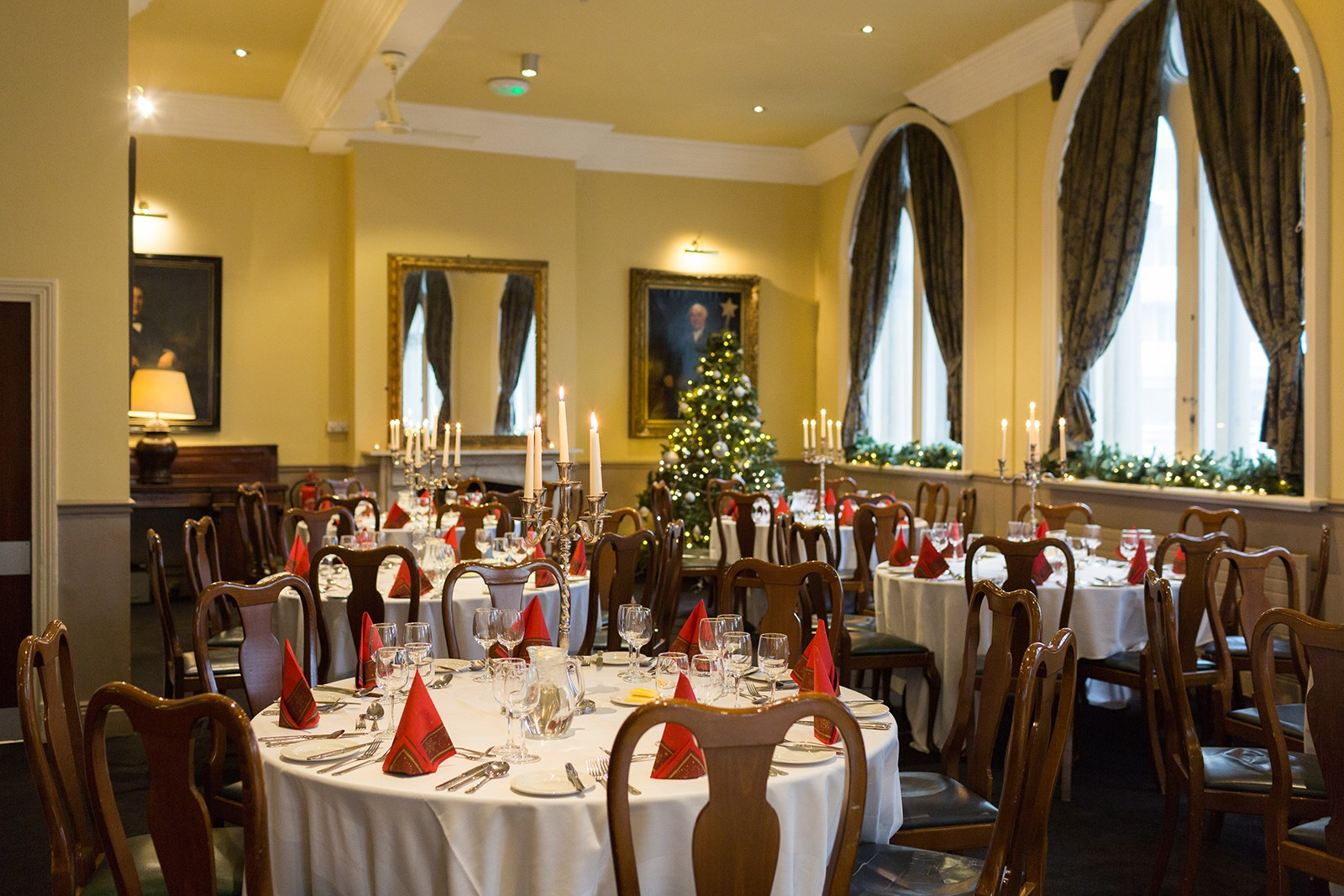 Christmas lunch Racquet Club