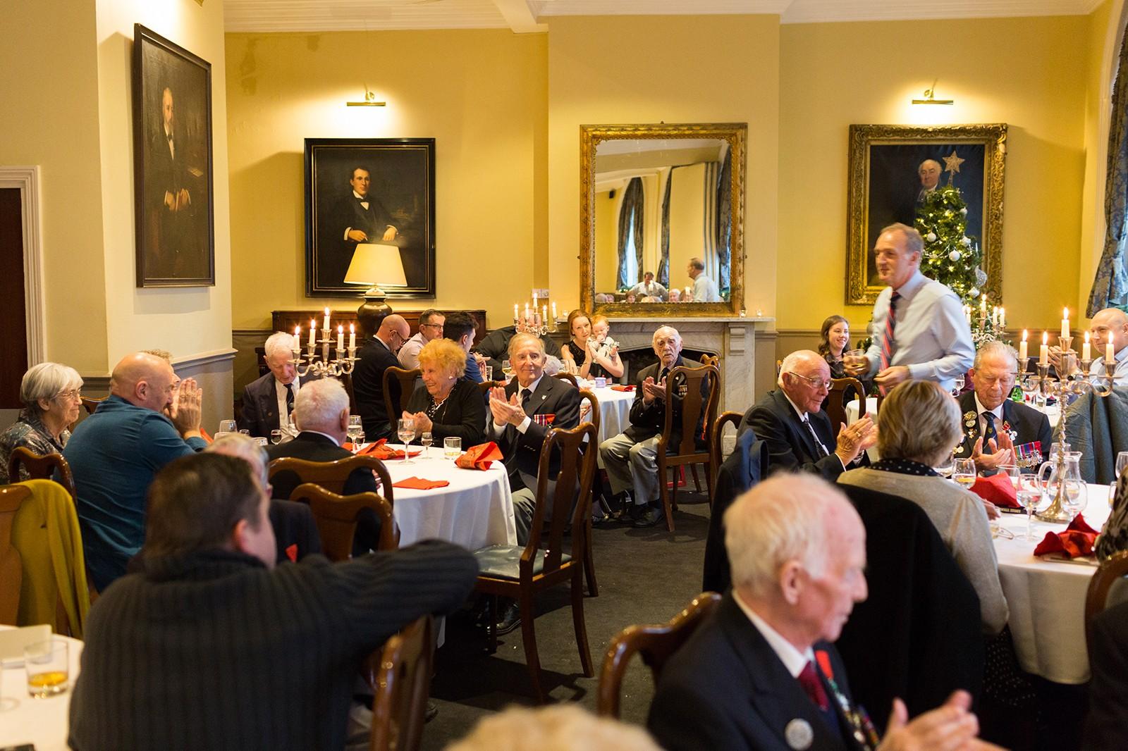 D-Day Revisited Chairman John Phipps