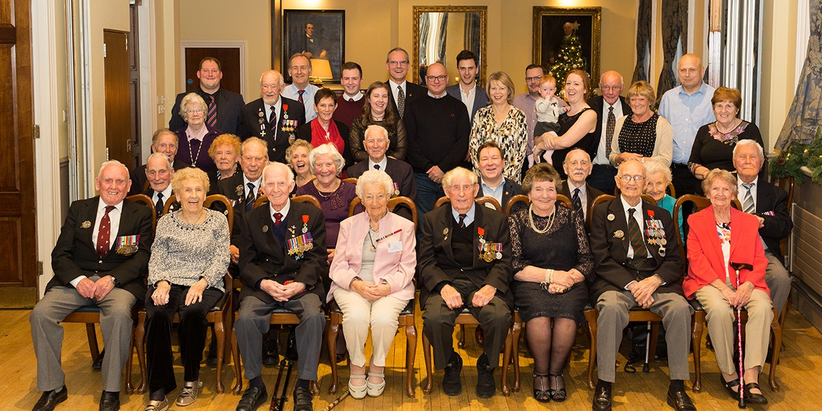 2017 – Veterans' Christmas Lunch