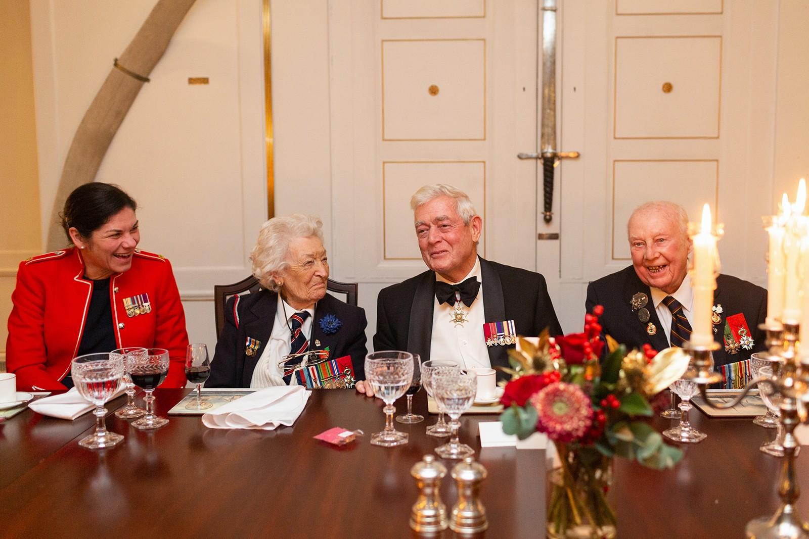 Rtd Rear Admiral Neil Rankin CB CBE Royal Yacht Britannia