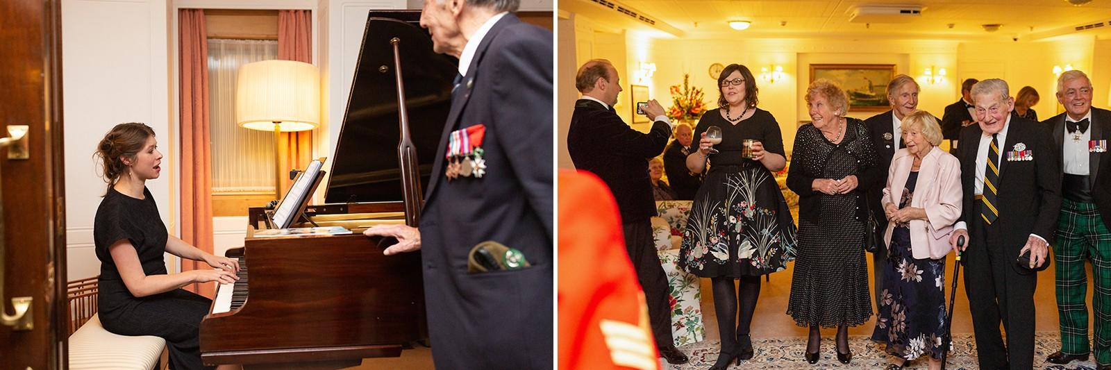 Veterans Christmas Reunion Royal Yacht Britannia