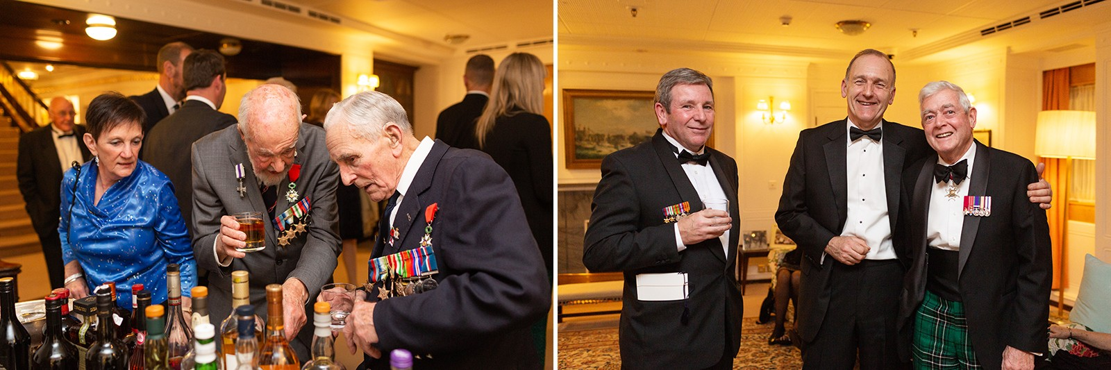 D-Day Revisited Christmas Reunion