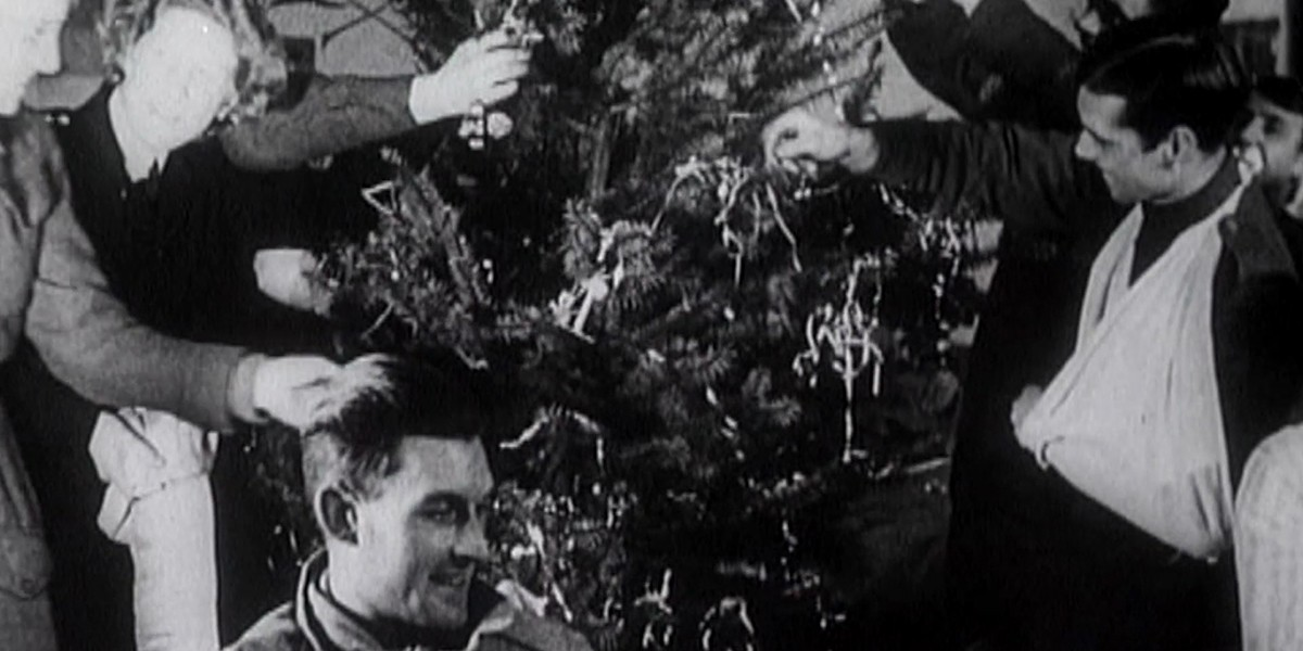 Veterans remember Christmas at War