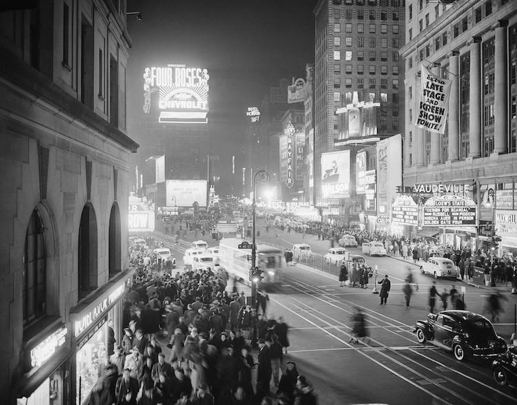 new york 1942
