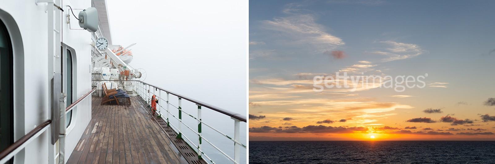 QM2 transatlantic voyage