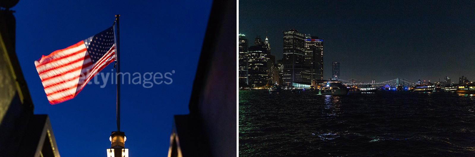 bateaux new york skyline