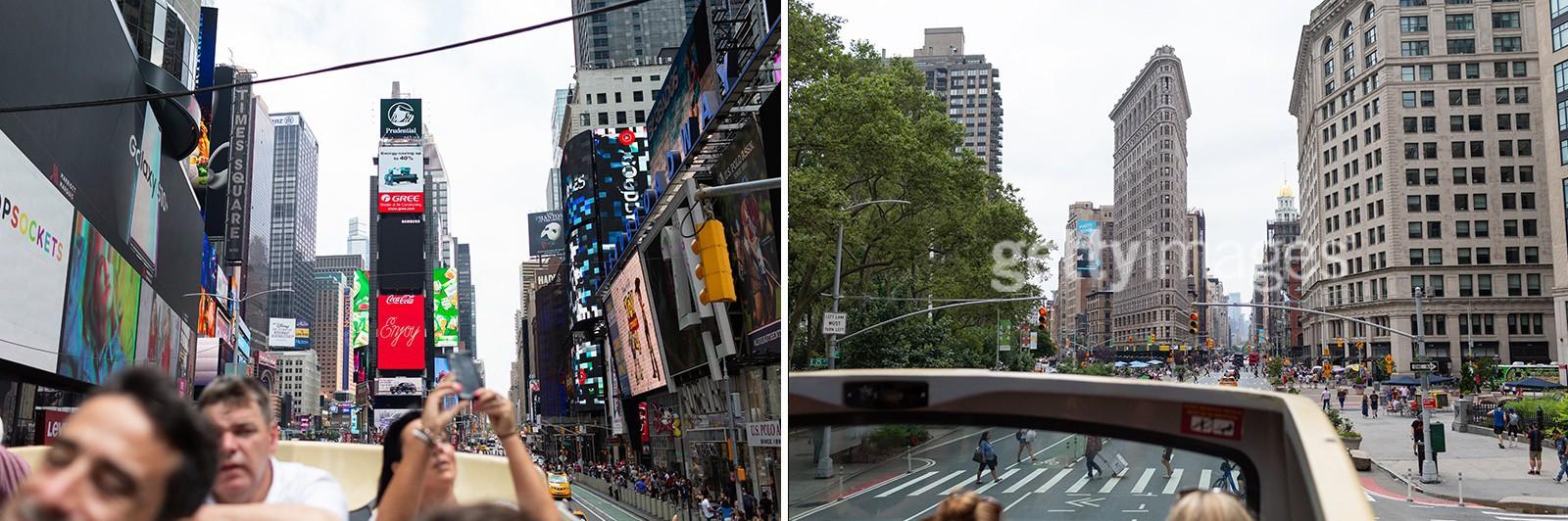 new york bus tour