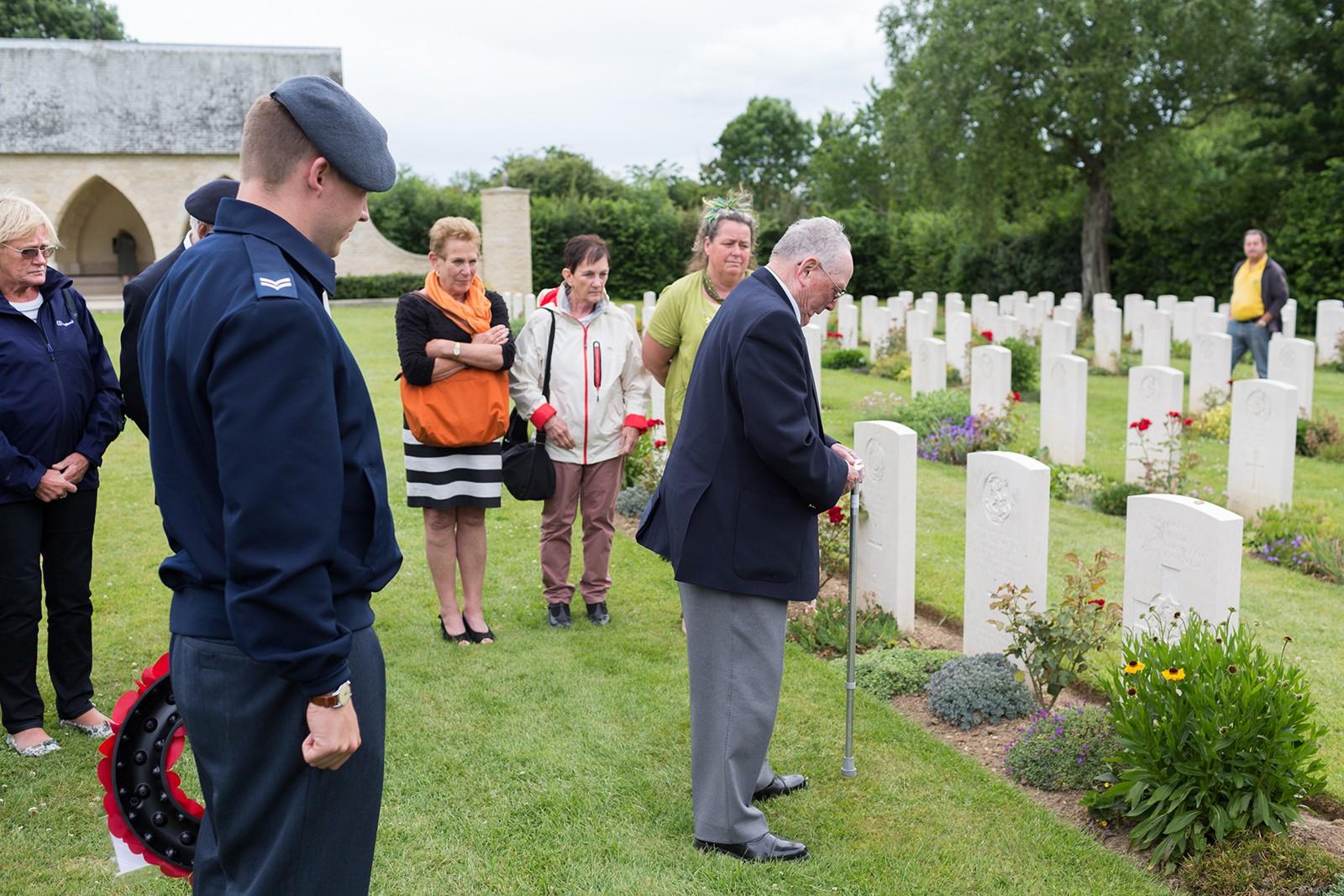 D-Day veteran remembers