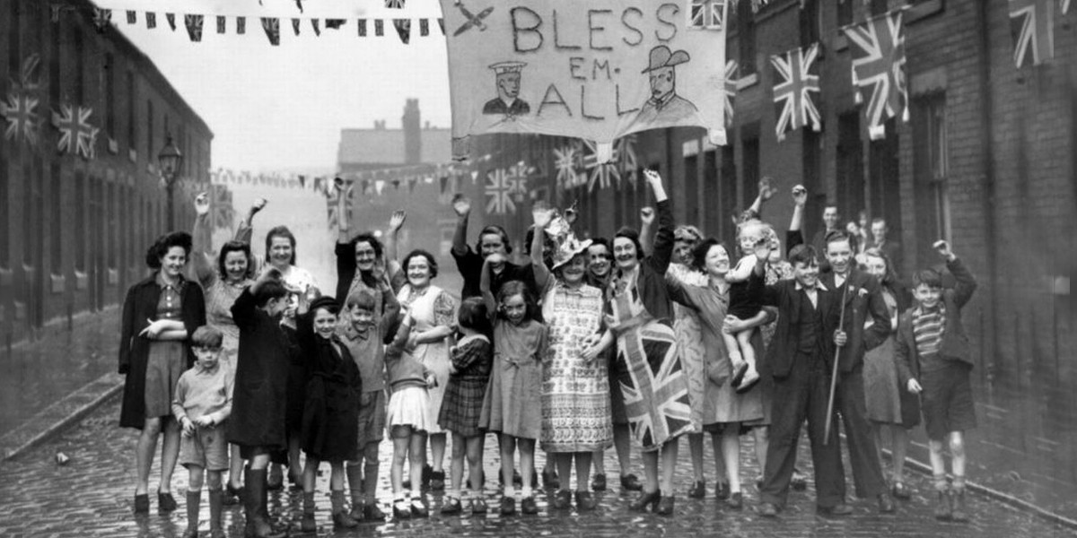 2020 – VE-Day Message from our Chairman